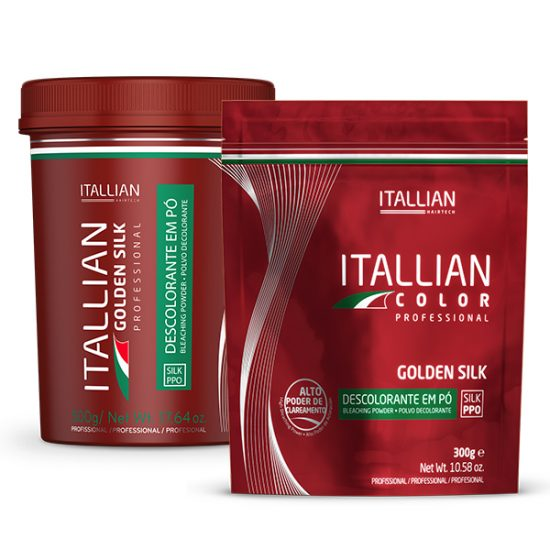 Po Descolorante Pouch 300g Itallian Color